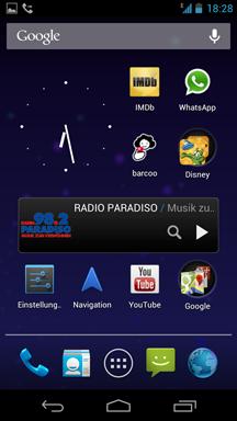 Android: 'Jelly Bean', jetzt gibt's Süßes für das Nexus.
